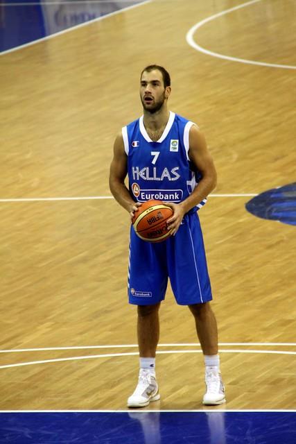 Vasileios Spanoulis