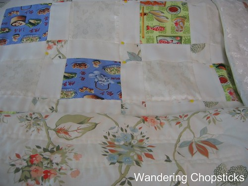 Finishing Your Quilt - Basting, Quilting, and Binding 6