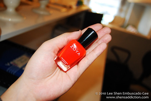 The Uncurated Life: Zoya Nail Polish is now in Manila