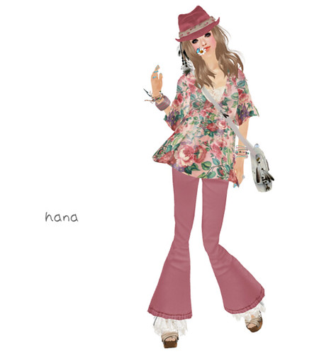 ::C'est la vie !:: florals mini dress