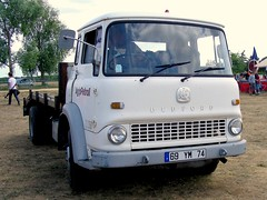 BEDFORD KDLC 5 (xavnco2) Tags: old france classic truck bedford lorry british trucks fte locomotion lkw camions autocarro lafertalais cerny 2011 essonne kdlc arodrome