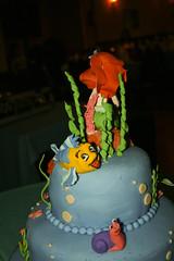 IMG_0402 (MJMPix) Tags: cake for olivia little mermaid