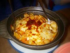 茄汁肉醬焗麵