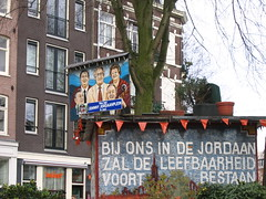 the Jordaan, Amsterdam