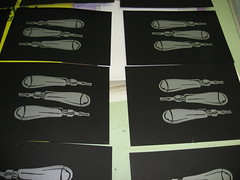 Linoleum Cutting Tools Print #2