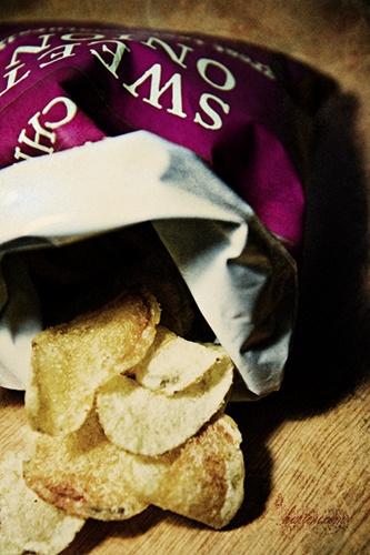 Sweet Onion Kettle Chips