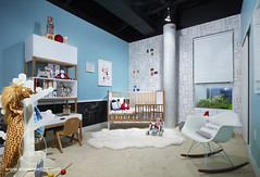 ella+elliot's Modern Toddler Room for Tas Design Build I (ella+elliot | Toronto | Vancouver) Tags: blue baby house playing toronto ontario canada home shop kids modern loft shopping children fun toy store kid interesting bedroom toddler downtown colours child play bright display furniture designer contemporary interior room nursery lifestyle style collection condo gift boutique giraffe concept eames chalkboard interiordesign queenstreet scandinavian loom sheepskin blabla benjaminmoore playsam chalkwall cribset binth nurseryworks skiphop sirch grahambrown nurserydesign anneclairepetit tasdesignbuild modernnurserydesign dwellstudio pkolino nettocollection heatherlisi frameswallpaper ellaandelliot loomstorage loomcrib casestudyrocker designernursery suzanneoleary nurserydesigners