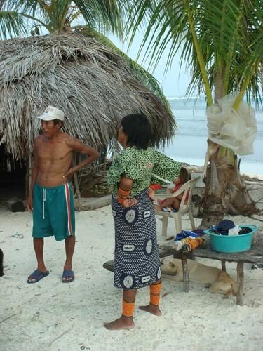 Kuna family...