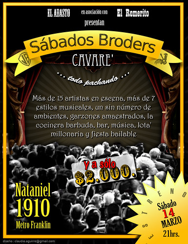 Sábados Broders Cavare'