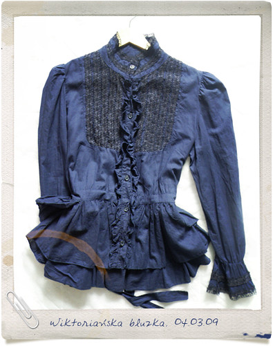 ♥ Victorian Blouse