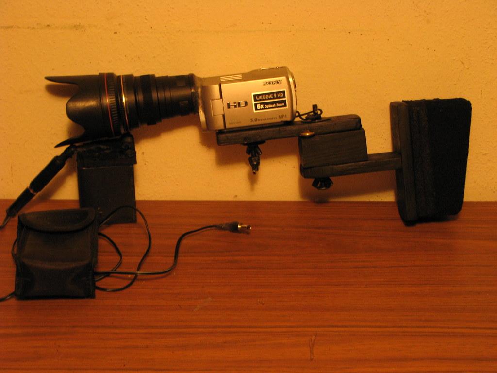 My New Camera Steady Mount
