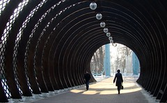 Light and shadows (katunchik) Tags: park sony gorky h9 blueribbonwinner