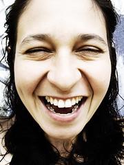 (Bia Moraes) Tags: sorriso divertida palhaa saturada iloveyoursmile dentedecoelhinha