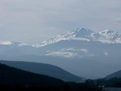 Mountains near mums