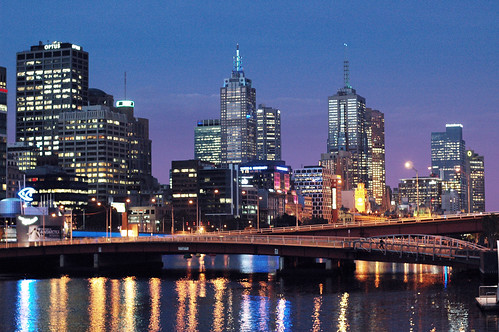 Melbourne by Ò®, on Flickr