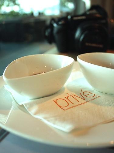 Privé bakery café