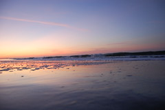 Pretty, Yes! (the wash) Tags: beach sunrise northcarolina atlanticbeach beachsunrise northcarolinabeach