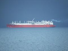 2007_0122hogmanyandtanker0049 (breeksy2002) Tags: sea water orkney ship lpg scapaflow shiptoship