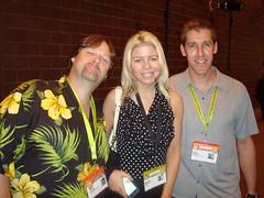 Rick Calvert, Heather Meeker, Dave Cynkin SWSWi
