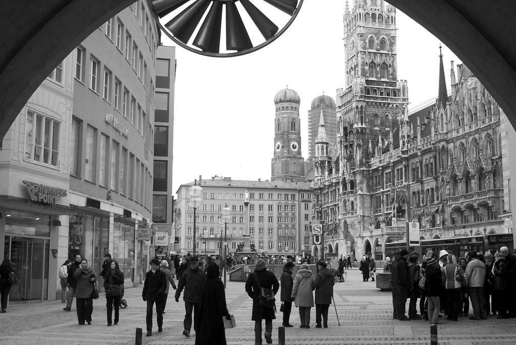 慕尼黑街拍