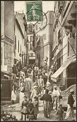 Algiers: A Street in the Casbah (GRI)