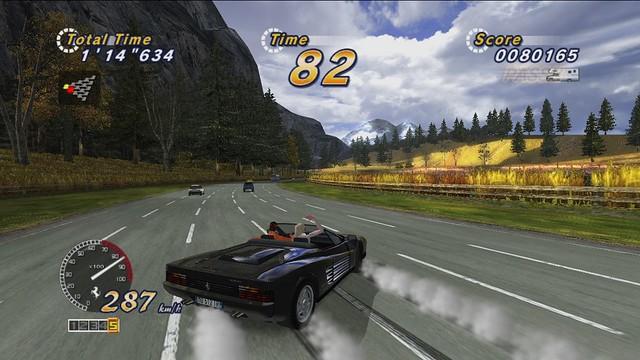 Outrun Online Arcade - 50 by SEGA Europe