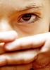 Into my eye... (MIRANDA, Bruno) Tags: portrait eye brasil child retrato 100mm innocence littlegirl olho criança f28 pará garotinha amazônia inocência expressãofacial 40d brunomiranda expressionface