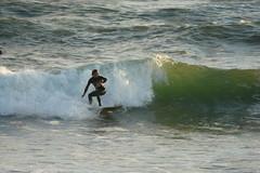 Surfer at Lahinch (chapowl) Tags: ireland surfer lahinch