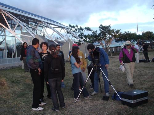 Día de la Astronomía, Planetario, UCR
