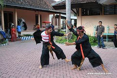Bondowoso Traditional Dance - Bondowoso - East Java (eastjava.com) Tags: traditional ceremony culture silat eastjava jawatimur singo bondowoso ulung bondowosotourism singoulung bondowosotraditionaldance bondowosoart dancebondowoso bondowosoculture
