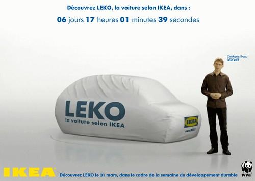 Ikea-Leko