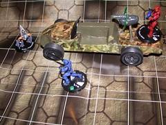 M12 PRV action shot