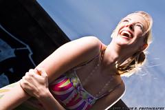 APG - Krista (BlazinBajan) Tags: atlanta laughing ga grafitti dress laugh blonde krista apg apg032409 onethebridge