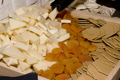 Murray's Cheese - Asiago and Dried Apricots