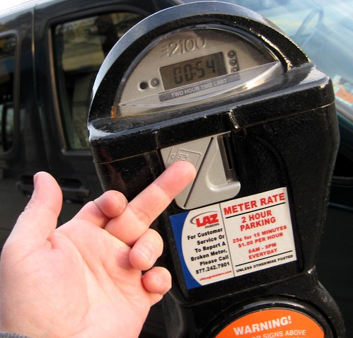 Private Parking Meters