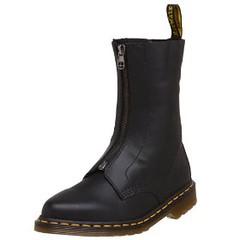 Dr. Martens ZENA black (Astra Goblin) Tags: black classic fashion boot shoes toe boots dr footwear zena zipper sole zip sleek docs zipped pointed martens