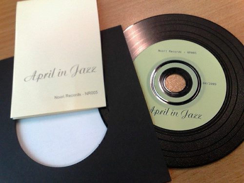 April in Jazz