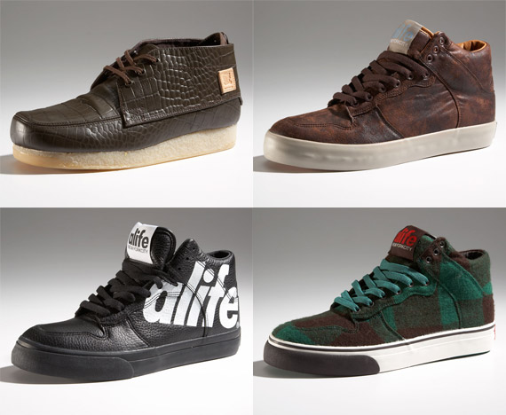 FOOTWEAR - High-tops & sneakers Alife 3vUTOfj5