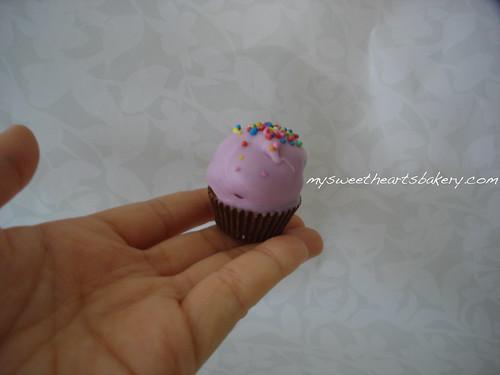 Purple baby pop