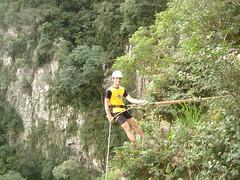 64 Trilha: Rapel na Cachoeira do Assis Brasil e Trekking em 5 cachoeiras - Itaara RS - 05.04.2009 (CLUBE TREKKING SANTA MARIA RS) Tags: santa brazil rio brasil trekking grande do hiking maria vila sapo rs cachoeira tartaruga clube canyoning sul assis trilhas rapel trilha cascading cascata itaara cachoeiras rinco mirim arroio cascatas etelvina soturno vacacai