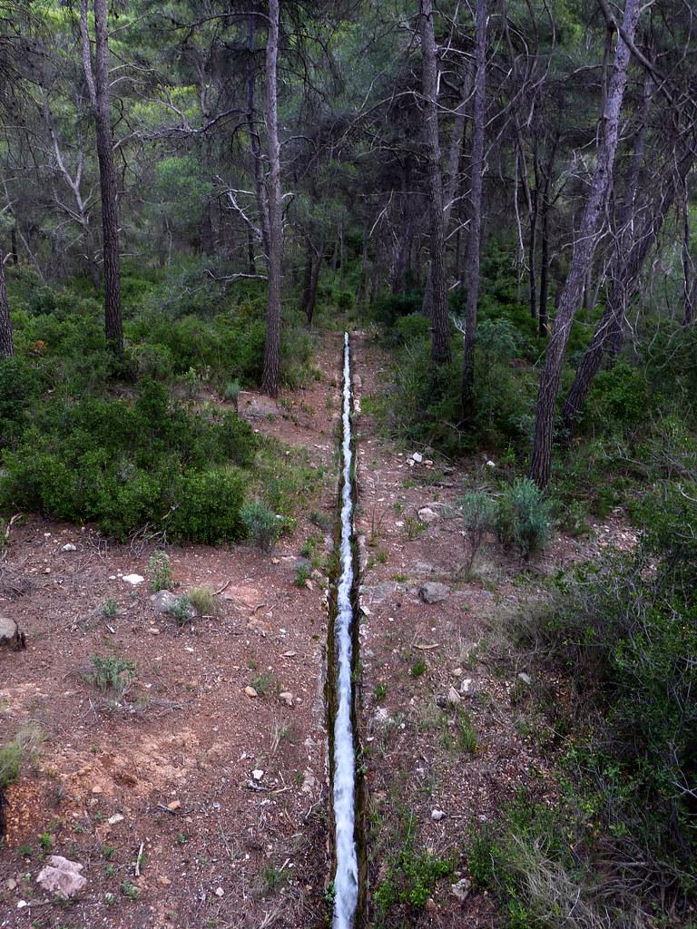 Linea de agua