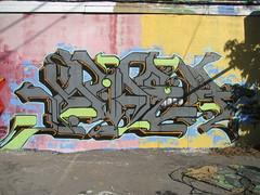 Amer (Vandal_SLC) Tags: city lake wall project graffiti utah salt slc 337 amer