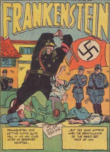 frankenstein nazi (prize 39)