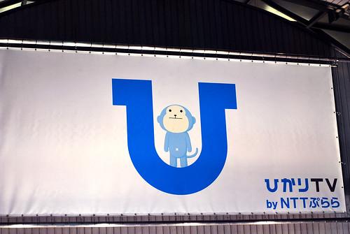 ひかりカエサル / @Shibuya Toyoko-line station