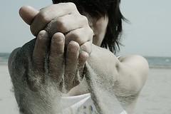 Sun and sand (.chourmo.) Tags: sand hands mani francesca sabbia nailbiting onicofagia onychophagia elesueunghiemangiateppp scattataaportocaleri nicopiotto