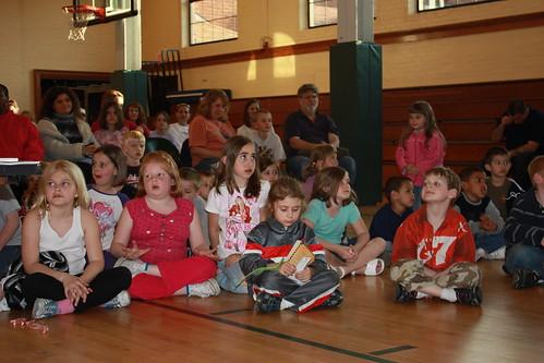 Students at Garfield