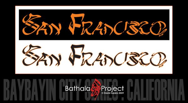Baybayin City Series: SF