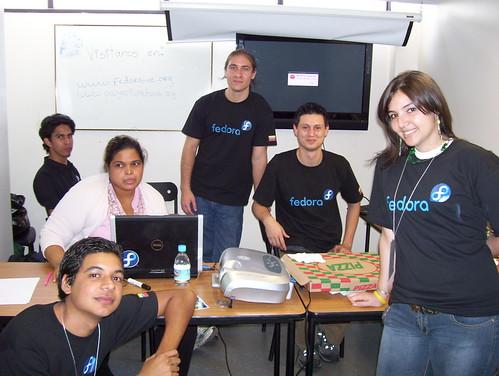 fedora team