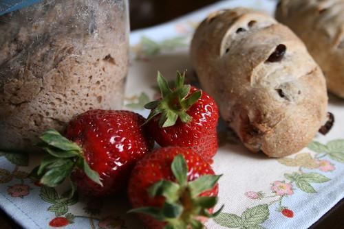 Cranberry & Walnut Bread