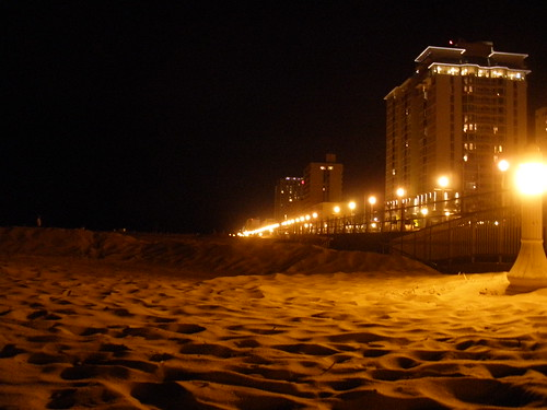 VA Beach @ Night